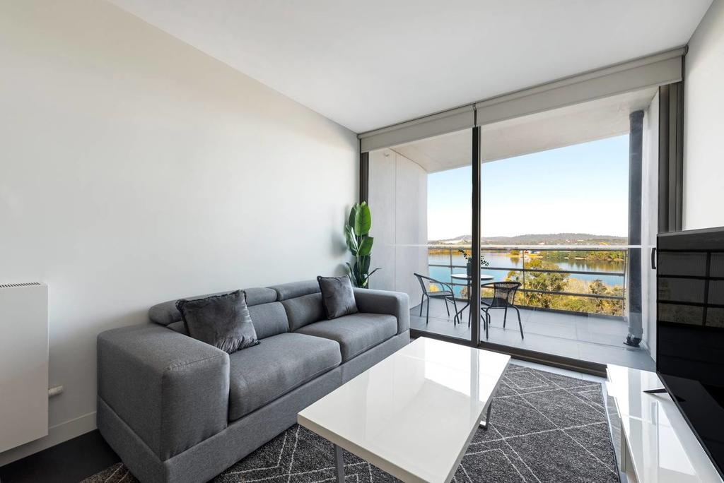 Canberra Luxury Apartment 5 - Accommodation Ballina