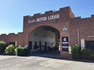 Castle Motor Lodge - Accommodation Ballina