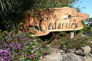 Cedarview Bed  Breakfast - Accommodation Ballina