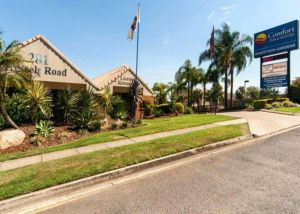 Comfort Inn and Suites Robertson Gardens - Accommodation Ballina