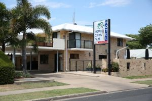 Emerald Central Palms Motel - Accommodation Ballina