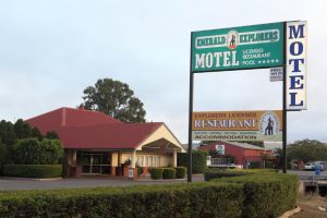 Emerald Explorers Inn - Accommodation Ballina