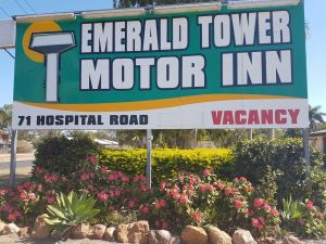 Emerald Tower Motor Inn - Accommodation Ballina