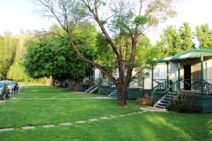 Gundagai Cabins  Tourist Park - Accommodation Ballina