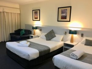 Lakeview Motor Inn - Accommodation Ballina