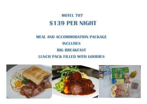 Motel 707 - Accommodation Ballina