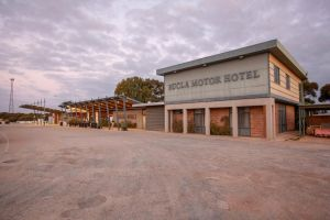 EUCLA MOTOR HOTEL - Accommodation Ballina
