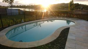 Palm Lakeside Holiday Home - Bowen Whitsundays Queensland - Accommodation Ballina