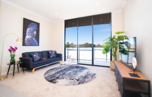 SP246-Brandnew modern Apt in Penrith with parking - Accommodation Ballina