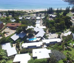 Tathra Beach House Holiday Apartments - Accommodation Ballina