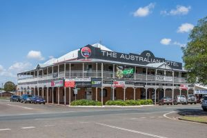 The Australian Hotel Murgon - Accommodation Ballina