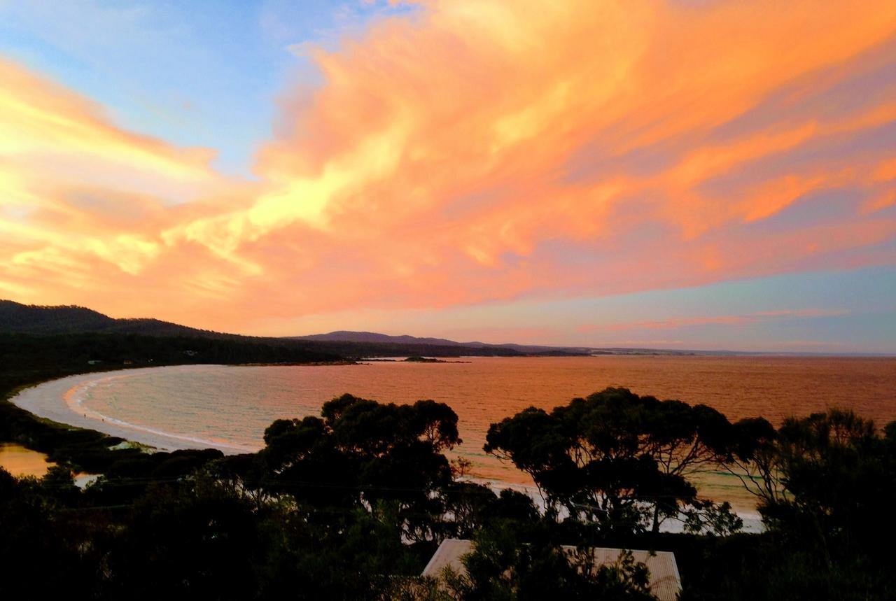 DOLPHIN LOOKOUT COTTAGE - amazing views of the Bay of Fires - Accommodation Ballina
