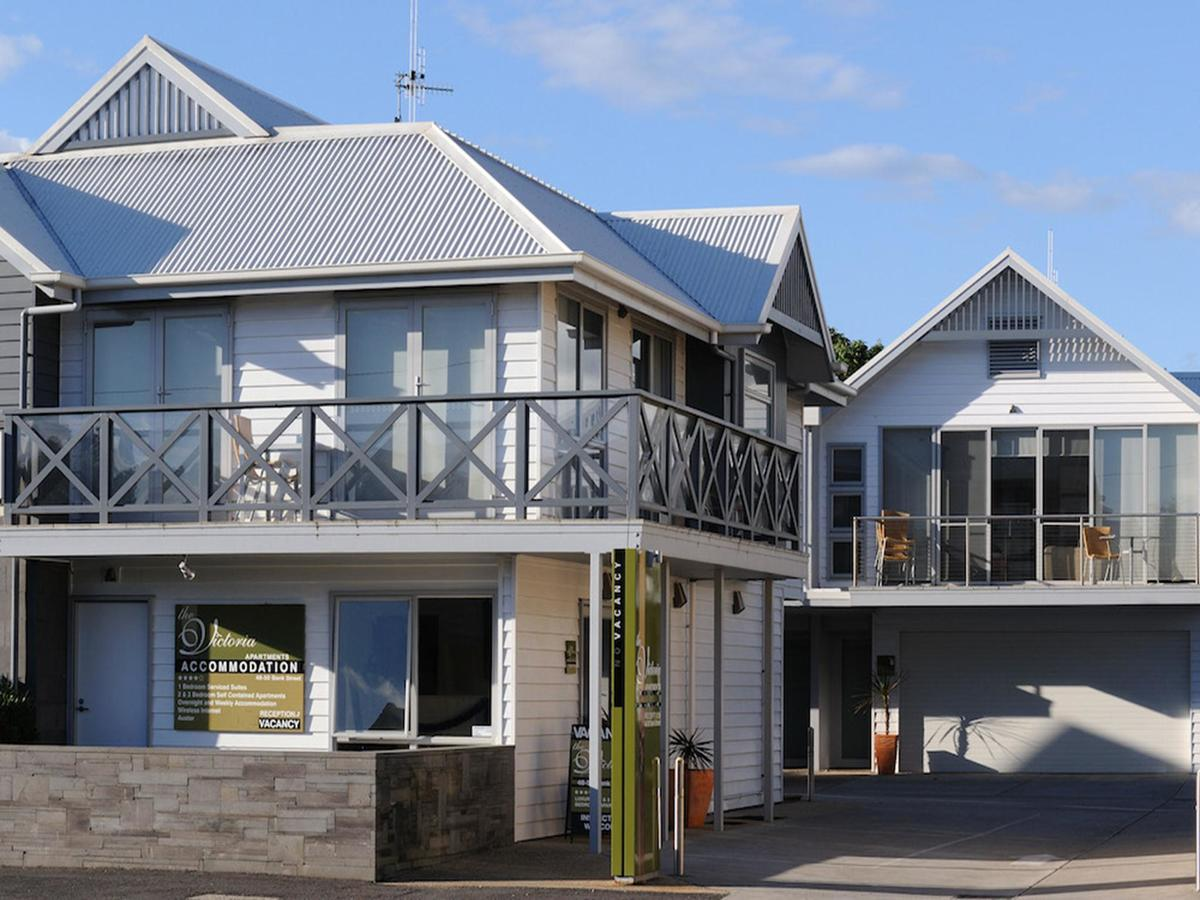 The Victoria Apartments - Accommodation Ballina