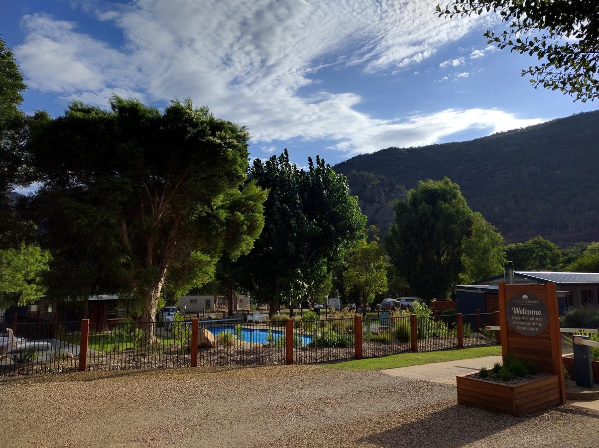 Halls Gap Lakeside Tourist Park - Accommodation Ballina