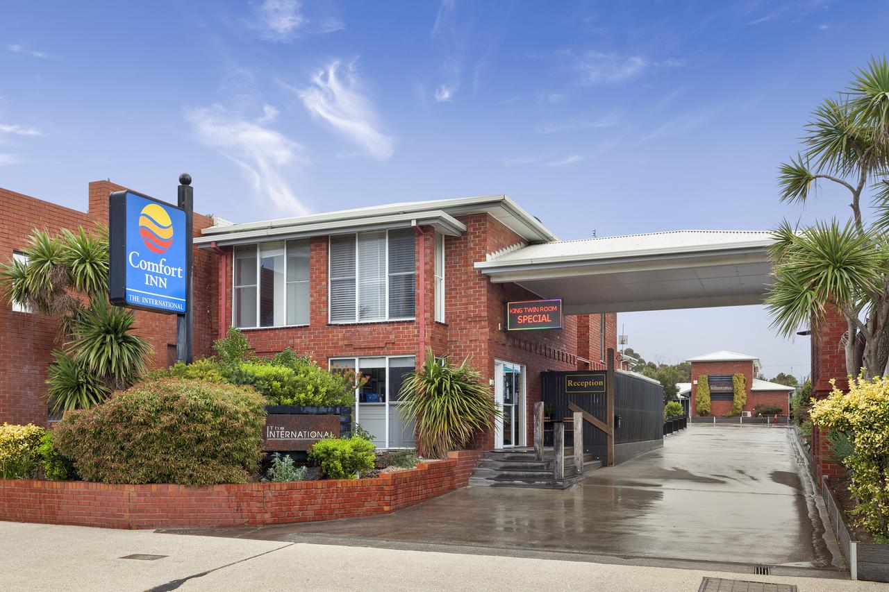 Comfort Inn The International - Accommodation Ballina
