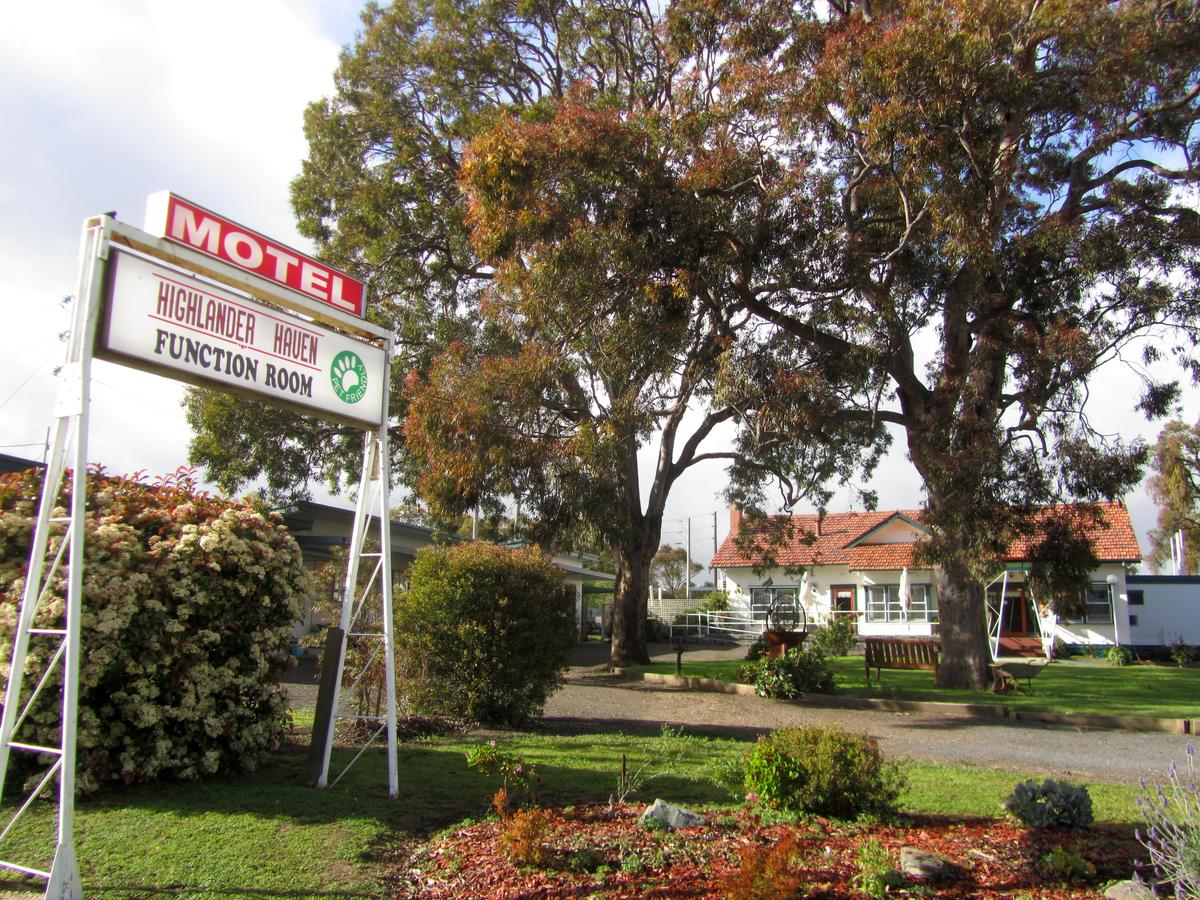 Highlander Haven Motel - Accommodation Ballina