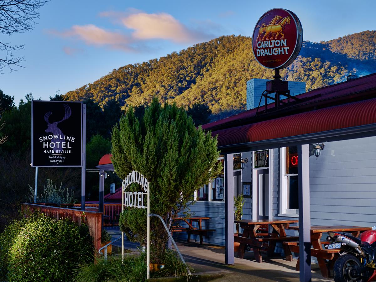 The Harrietville Snowline Hotel - Accommodation Ballina
