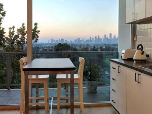 Best View St Kilda 1 BR - Spectacular Sunset Hideaway - Accommodation Ballina