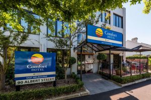 Comfort Hotel East Melbourne - Accommodation Ballina