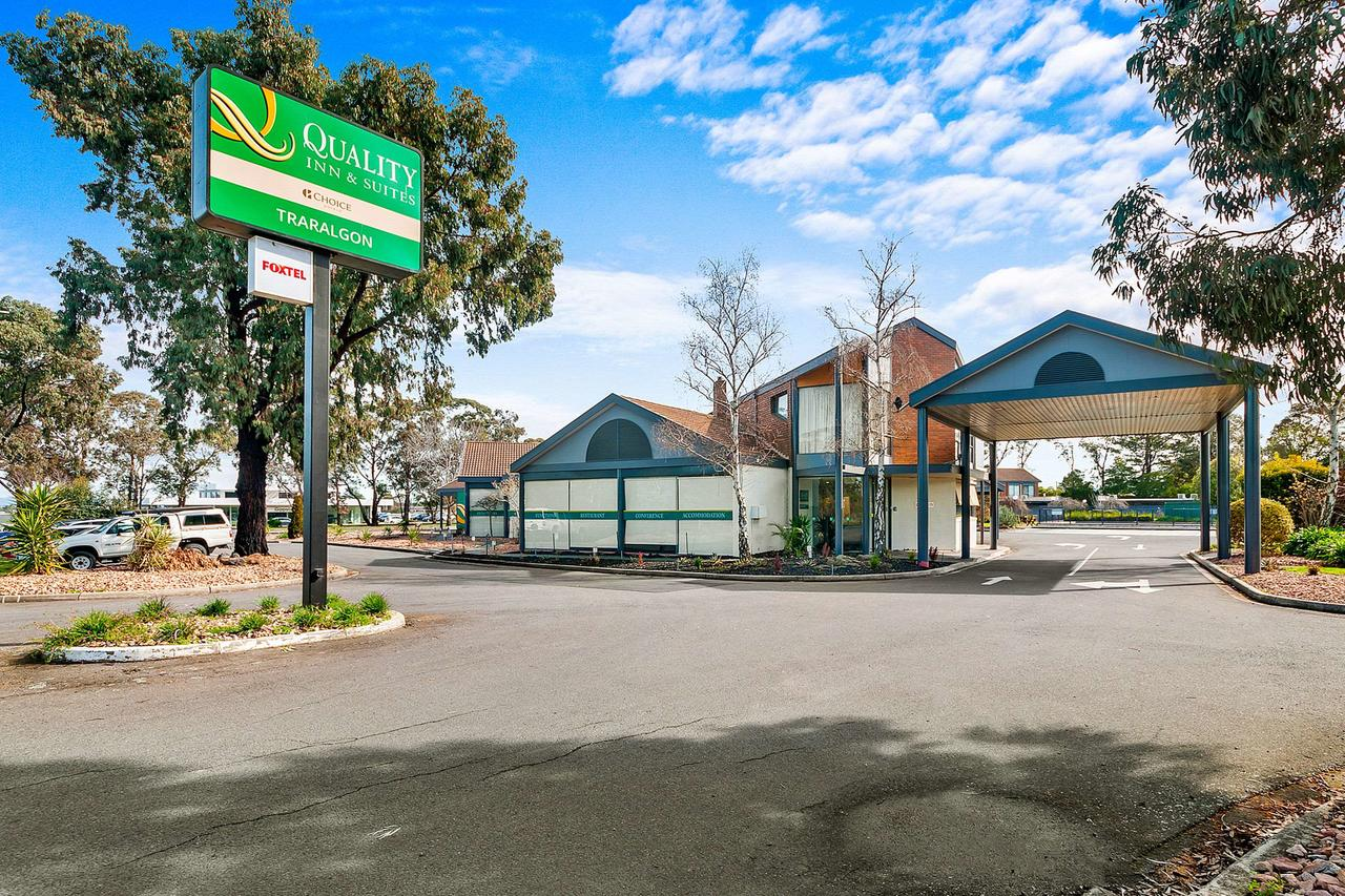 Quality Inn  Suites Traralgon - Accommodation Ballina