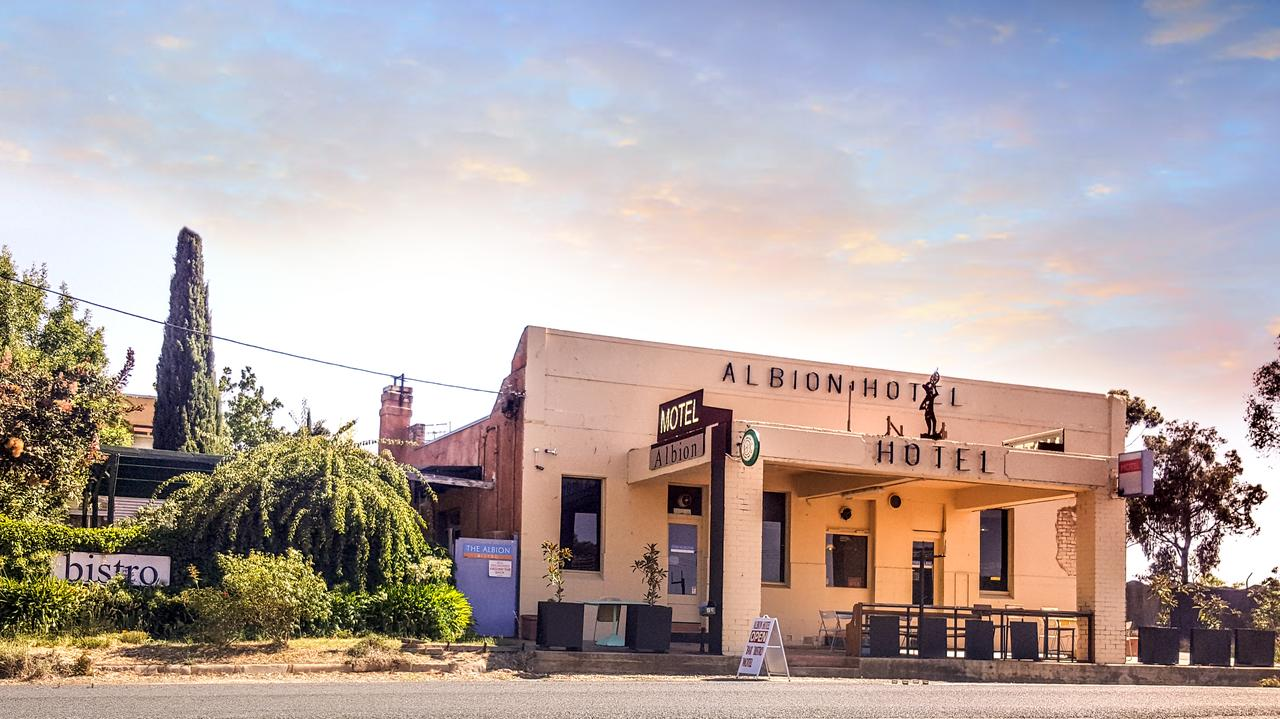 Albion Hotel and Motel Castlemaine - Accommodation Ballina