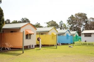 Rainbow Beach Holiday Park - Accommodation Ballina