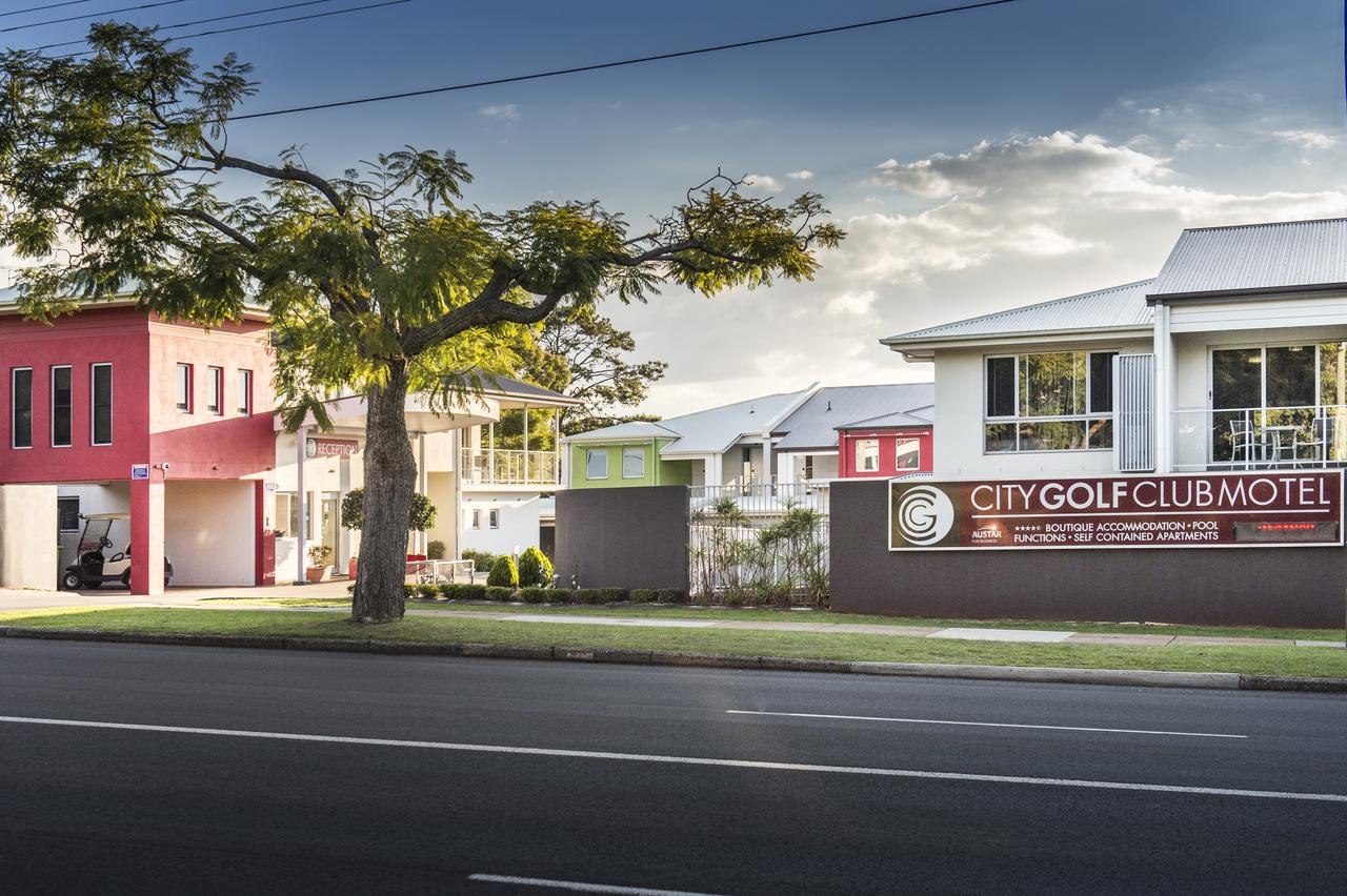 City Golf Club Motel - Accommodation Ballina