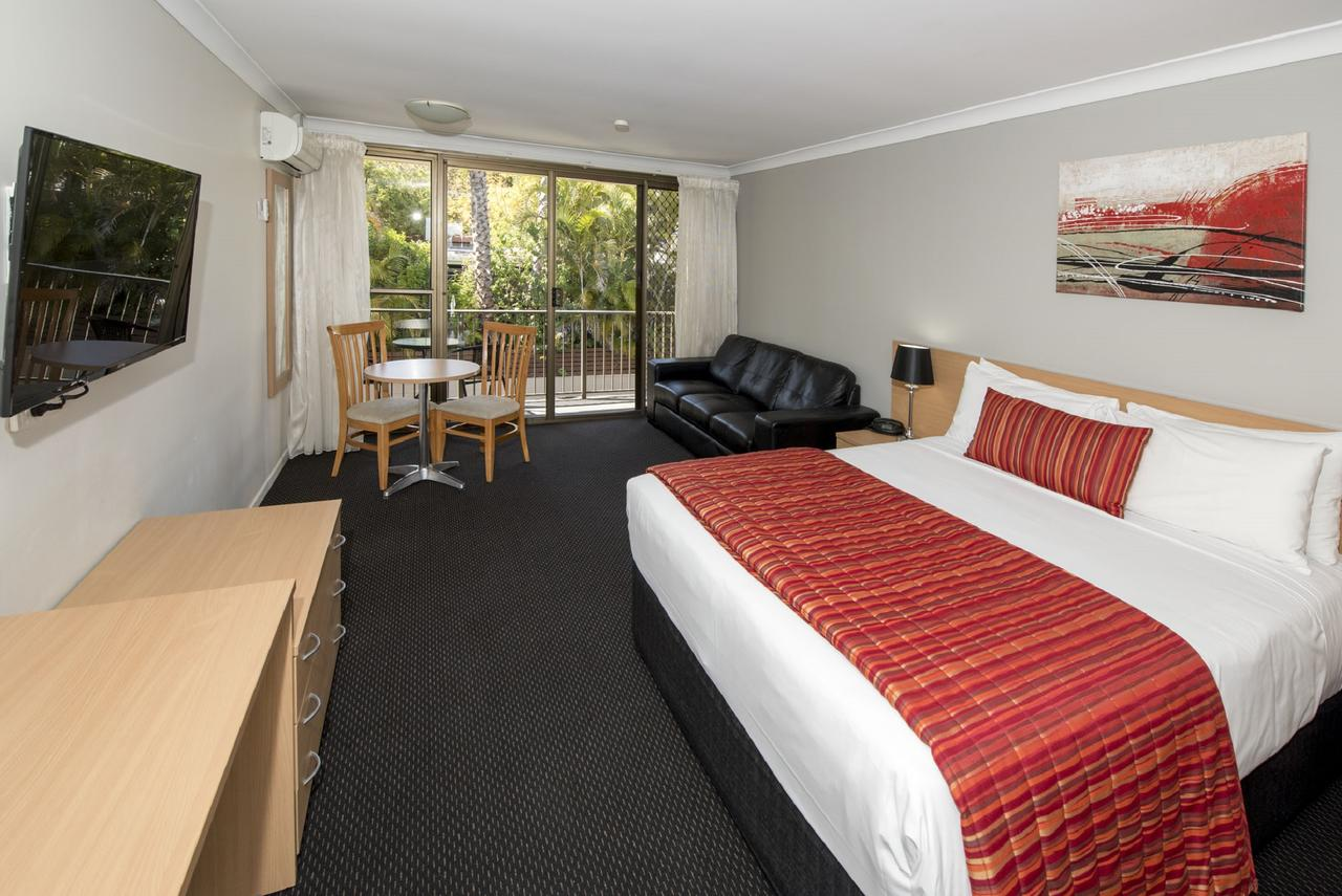 Comfort Inn Grammar View - Accommodation Ballina