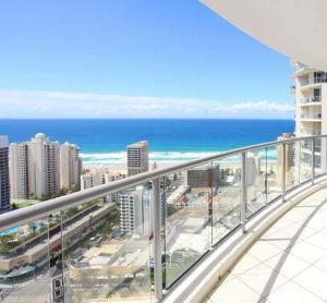 Beach Stay - Ocean  Riverview resort Chevron Renaissance central Surfers Paradise - Accommodation Ballina