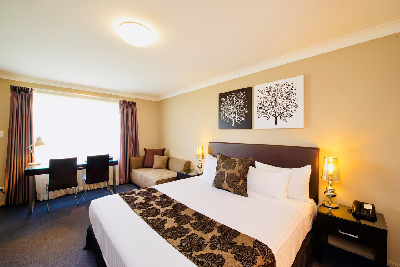 Best Western Plus Ambassador On Ruthven Motor Inn - Accommodation Ballina