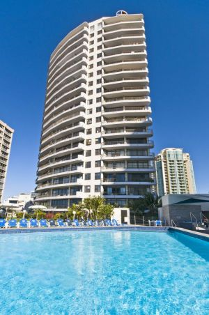 Surfers International Apartments - Accommodation Ballina