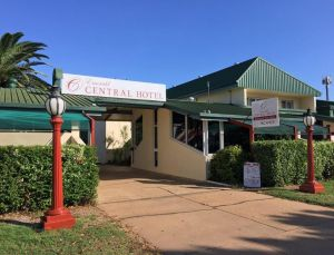 Emerald Central Hotel - Accommodation Ballina