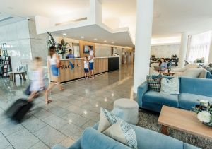 Pacific Hotel Brisbane - Accommodation Ballina