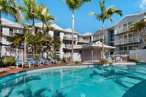 Champelli Palms Apartments - Accommodation Ballina