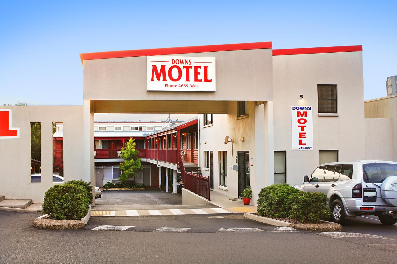 Downs Motel - Accommodation Ballina