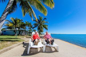 NRMA Bowen Beachfront Holiday Park - Accommodation Ballina