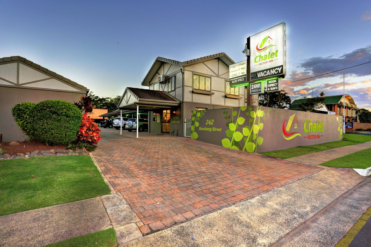 Chalet Motor Inn - Accommodation Ballina