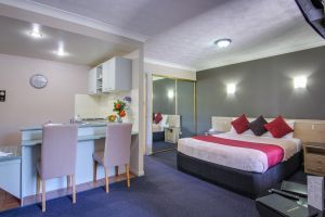 AAA Airport Albion Manor Apartments and Motel - Accommodation Ballina