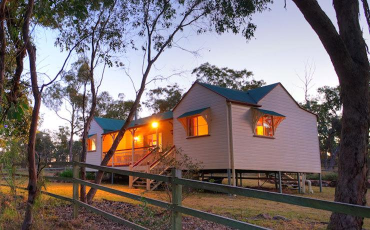 Accommodation Creek Cottages  Sundown View Suites - Accommodation Ballina
