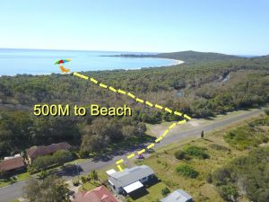 Beachcomber at South West Rocks Pet Friendly - Accommodation Ballina